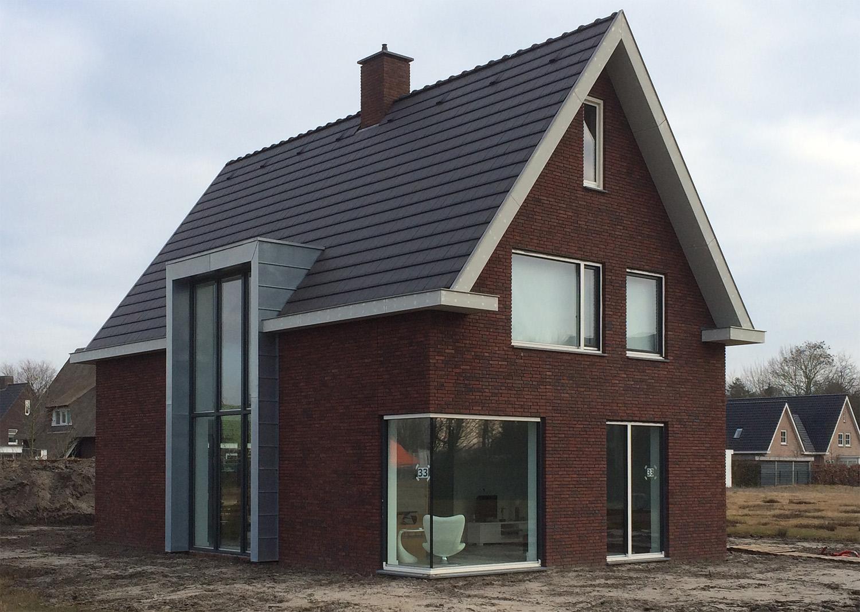 Project 1 for Moderne vrijstaande woning