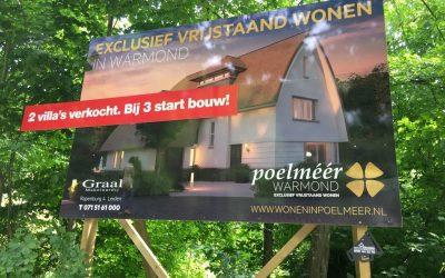 Bouwvergunning Project Poelméér verleend door gemeente Teylingen